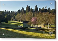 March 1 Acrylic Print by Larry Darnell