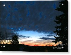 March 19th Acrylic Print by Jay Nodianos