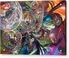 March 24th 2011 Acrylic Print