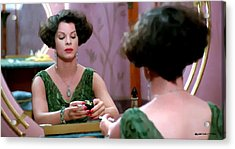 Marcia Gay Harden As Verna Bernbaum In The Film Miller S Crossing By Joel And Ethan Coen Acrylic Print