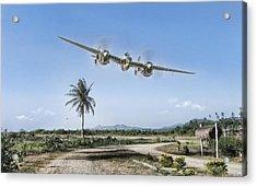 Mareeba Flyover Acrylic Print