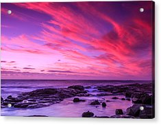 Margaret River Sunset Acrylic Print