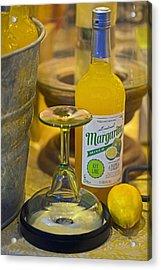 Margarita Mix Acrylic Print