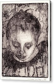 Maria Acrylic Print