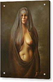 Maria Magdalena Acrylic Print