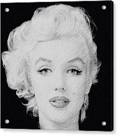 Marilyn Monroe 1 Acrylic Print