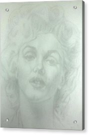 Marilyn Monroe 4 Acrylic Print