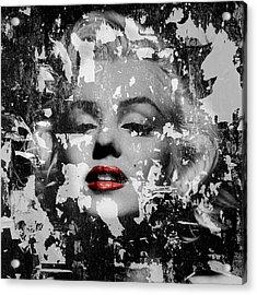 Marilyn Monroe 5 Acrylic Print