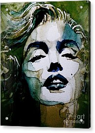 Marilyn No10 Acrylic Print
