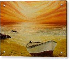 Marine Memorial Acrylic Print by Svetla Dimitrova