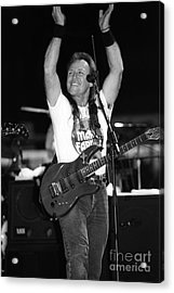 Mark Farner Acrylic Print by Concert Photos