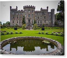 Markree Castle In Ireland's County Sligo Acrylic Print