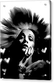 Marlene Dietrich Acrylic Print