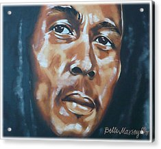 Marley Acrylic Print by Belle Massey