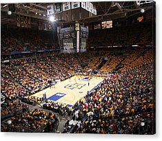 Marquette Golden Eagles Bmo Harris Bradley Center Acrylic Print