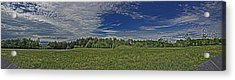 Marred Beauty Flight 93 Acrylic Print