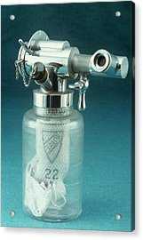 Marrett Vaporizer Acrylic Print by Science Photo Library