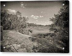 Marsh 2 Acrylic Print