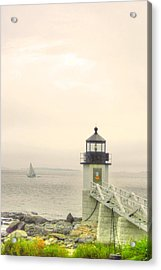 Marshall Point Lighthouse In Maine Acrylic Print