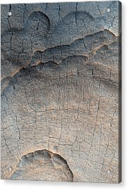 Martian Surface Acrylic Print