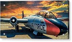 Martin B-57 Acrylic Print