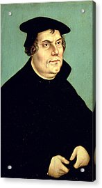 Martin Luther Acrylic Print
