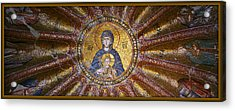 Blessed Virgin Mary And The Child Jesus Acrylic Print