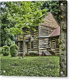 Mary Dells House Acrylic Print by Heather Applegate