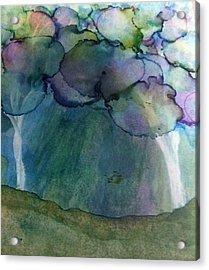 Mary Poppins Spring Acrylic Print