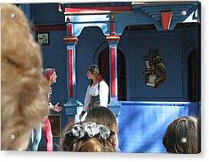 Maryland Renaissance Festival - A Fool Named O - 121225 Acrylic Print
