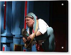 Maryland Renaissance Festival - A Fool Named O - 121234 Acrylic Print by DC Photographer