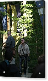 Maryland Renaissance Festival - Hack And Slash - 12121 Acrylic Print by DC Photographer