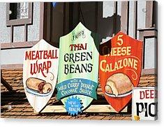 Maryland Renaissance Festival - Merchants - 121227 Acrylic Print by DC Photographer