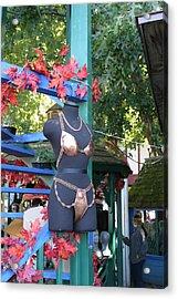 Maryland Renaissance Festival - Merchants - 121230 Acrylic Print by DC Photographer
