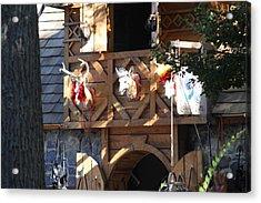 Maryland Renaissance Festival - Merchants - 121237 Acrylic Print by DC Photographer