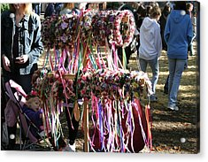 Maryland Renaissance Festival - Merchants - 12124 Acrylic Print by DC Photographer