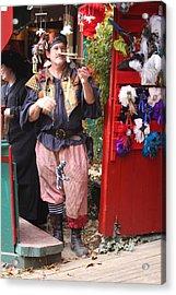 Maryland Renaissance Festival - Merchants - 121250 Acrylic Print by DC Photographer