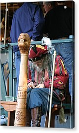 Maryland Renaissance Festival - Merchants - 121256 Acrylic Print by DC Photographer