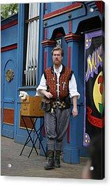Maryland Renaissance Festival - Mike Rose - 12126 Acrylic Print by DC Photographer