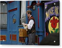 Maryland Renaissance Festival - Mike Rose - 12127 Acrylic Print by DC Photographer
