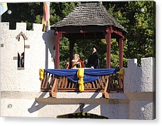 Maryland Renaissance Festival - Open Ceremony - 12125 Acrylic Print by DC Photographer