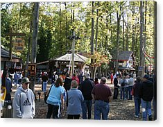 Maryland Renaissance Festival - People - 12121 Acrylic Print by DC Photographer