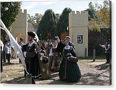 Maryland Renaissance Festival - People - 1212118 Acrylic Print