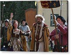 Maryland Renaissance Festival - People - 1212119 Acrylic Print