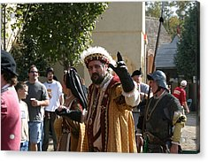 Maryland Renaissance Festival - People - 1212124 Acrylic Print by DC Photographer