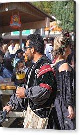 Maryland Renaissance Festival - People - 121248 Acrylic Print by DC Photographer