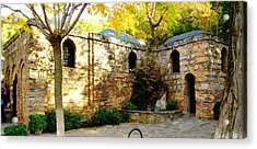 Mary's House Acrylic Print