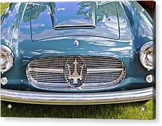 Maserati A6g 54 2000 Zagato Spyder 1955 Acrylic Print