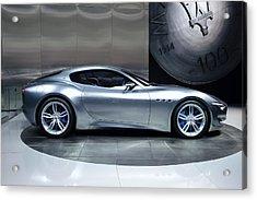 Maserati Alfieri Acrylic Print