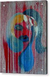 Masika Acrylic Print by LeeAnn Alexander